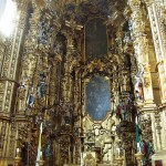 cathédrale de Mexico, autel latéral intérieur (source : https://www.flickr.com/photos/tukatuka/3285249132/sizes/z/in/photostream/)