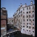 Ghetto juif de Venise (source : http://www.flickr.com/photos/richardsennett/3965221325/in/photostream/)
