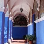 Présences chrétiennes dans les marges : Monastère de Santa Catalina, Aréquipa (Pérou), c. 1580 (source : https://www.flickr.com/photos/mukarin/4871742584/in/photostream/)
