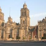 cathédrale de Mexico, façade extérieure (source : wkikpedia)