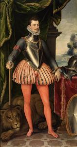 Alonso Sánchez Coello, Don Juan de Austria (source : Wikipédia )