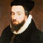 Portrait de Laurent Joubert, Musée d'Histoire de la Medecine, Paris, avant 1583 (source : wikipédia)