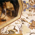 Lodovico Buti, Forge avec grotesques, Sala dell'Armeria, Galleria degli Uffizi, Florence, 1588 (source : wga)