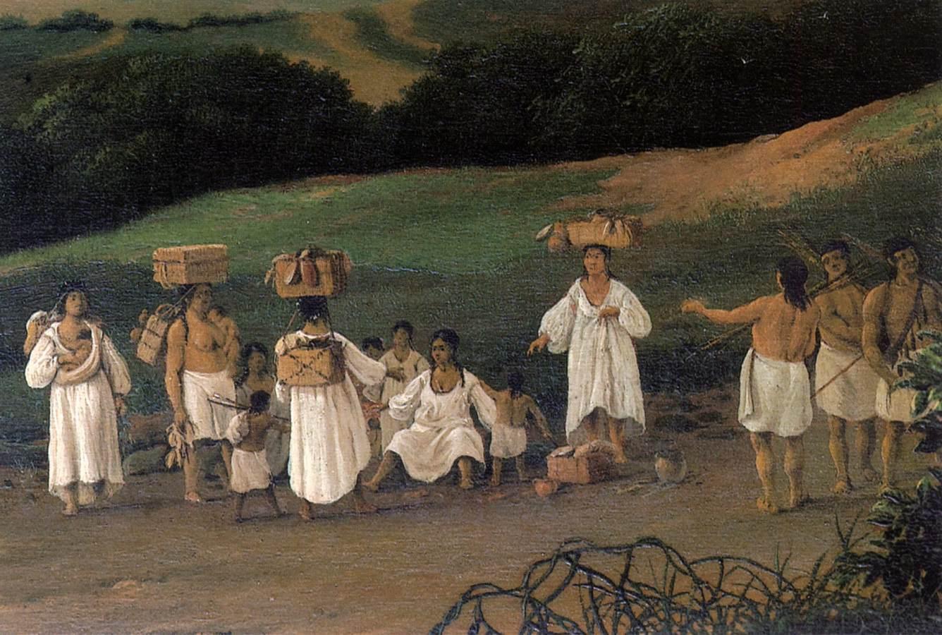 """Frans Post, """"un paysage brésilien"""", 1650, Metropolitan Museum of Art, New York (source : wga)"""