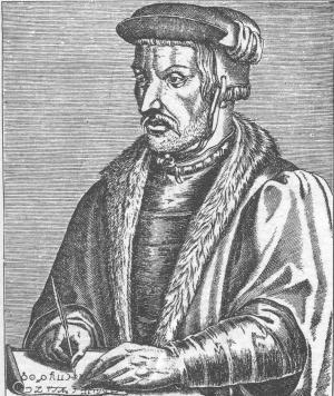 Henri Corneille Agrippa (source : wikipedia)