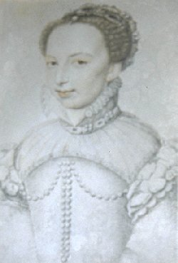 Portrait de Marguerite de Valois (source : Dictionnaire de la SIEFAR)