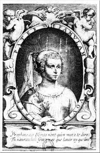 Marie de Gournay (wikipedia)