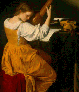 Portrait de Francesca Caccini (source : wikipedia)