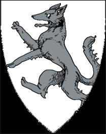 Blason de la Maison Stark (source : wikipedia)