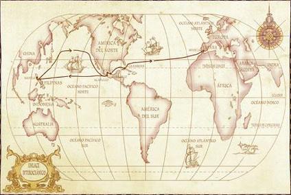 Derrotero de la expedición de Urdaneta (1564-1565)
