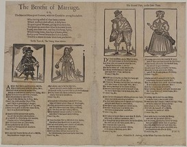 Euing Ballads, Euing 1.18 (source : site de l'University of Glasgow Library)