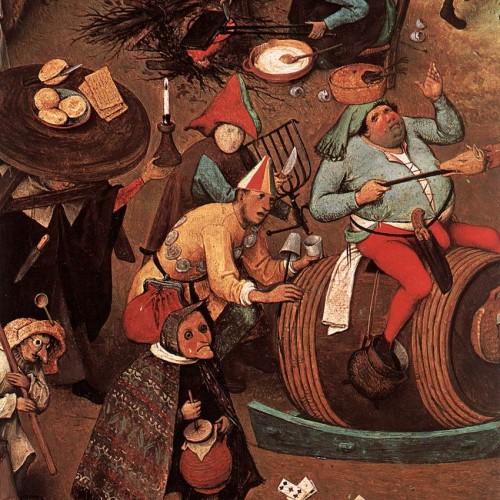 Mondes gras. Gourmands et fainéants dans le Moyen Âge et la Renaissance
