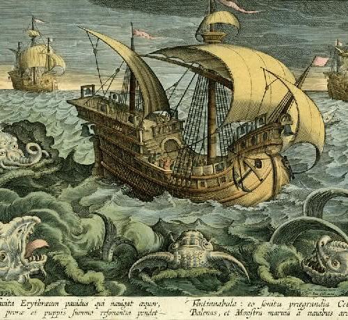 Bouquet VIII : L'Exotisme à la Renaissance
