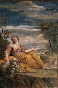 Francesco ALBANI, La légende de Phaeton, 1609-10 Fresco Palazzo Odescalchi Giustiniani, Bassano Romano (wga)