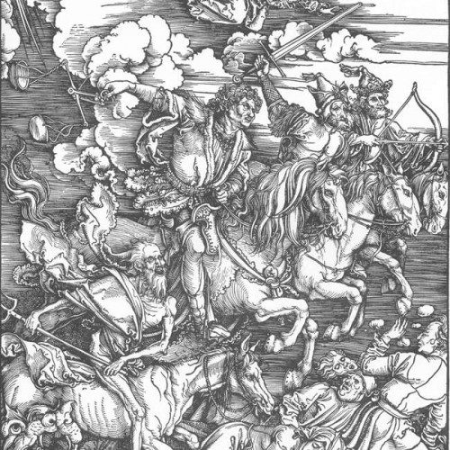 Bouquet X - Imaginaires et représentations de l'Apocalypse à la Renaissance