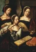 Colloque « Chanter sur l'air de…  Paroles, musique et timbres (Antiquité-XXIe siècle) »