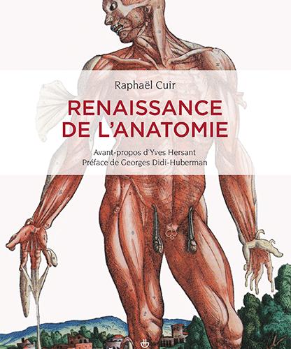 Raphaël Cuir, Renaissance de l'anatomie