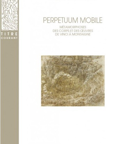 Michel Jeanneret, Perpetuum mobile (seconde édition)
