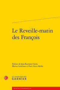 Le Reveille-matin des François