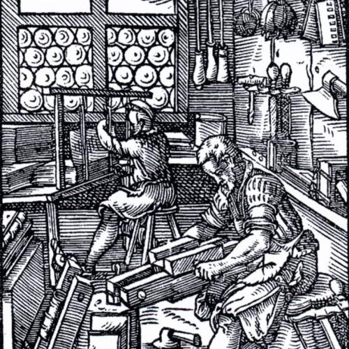 Produire du nouveau ? Arts, techniques, sciences en Europe (1400-1900)