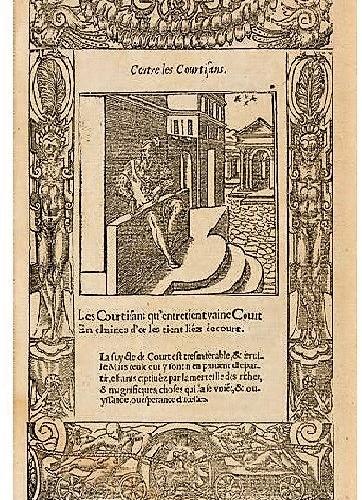 Le Mépris de la cour : L'inspiration anti-aulique en Europe (XVIe – XVIIe siècles)