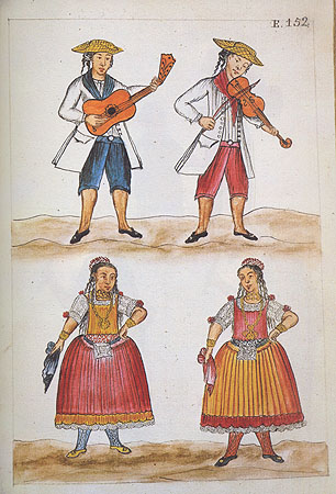 Codex Trujillo del Peru vol.II, (estampe 152) http://www.cervantesvirtual.com/servlet/SirveObras/patr/80771096008914356746280/ima0157.htm
