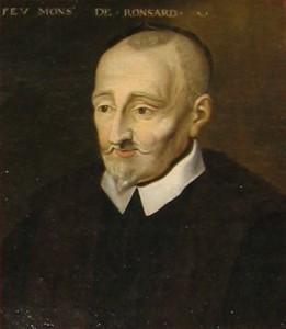 Anonyme, Pierre de Ronsard, vers 1620, Musée des Beaux-Arts, Blois.