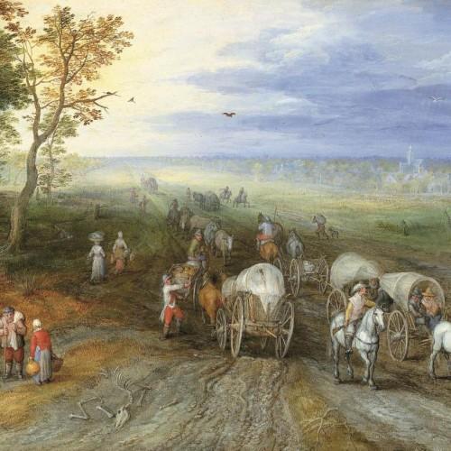 Bouquet XII - Temps et espaces du voyage à la Renaissance