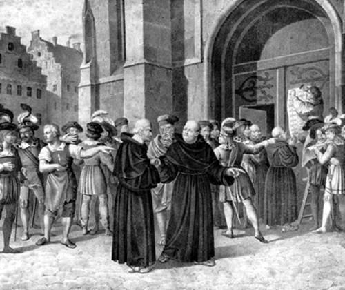 Luther en son temps et pour notre temps
