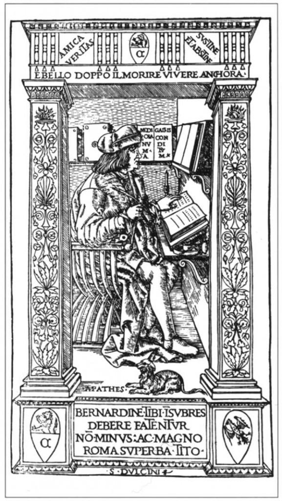 Anonyme, Historia Patria, 1503, gravure, Milan (WGA)