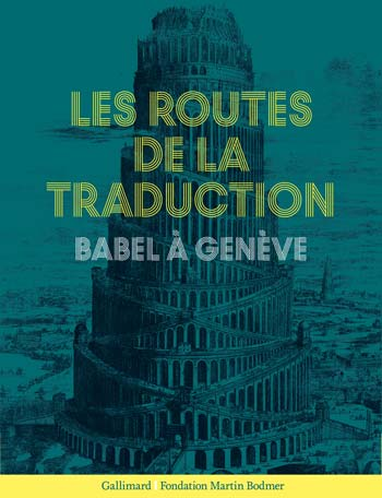 "Page de couverture ""Les routes de la traduction"""