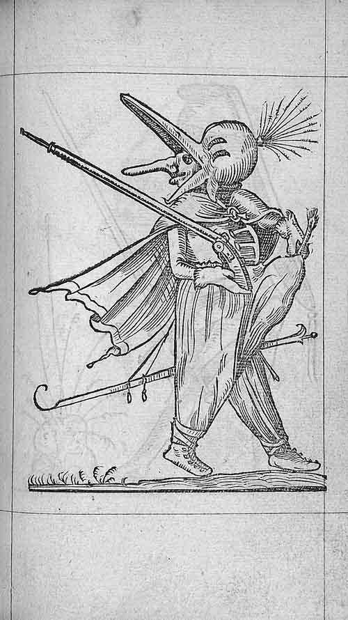 François Desprez, Les Songes drolatiques de Pantagruel, Paris, Richard Breton, 1565, f. A5, conservé à la Bibliothèque municipale de Tours (source : Bibliothèques virtuelles humanistes).