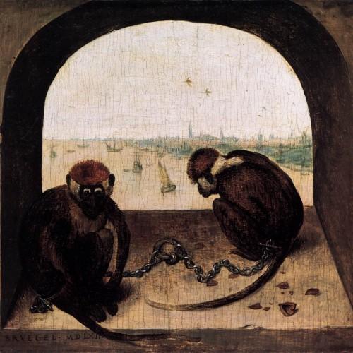 Parution : Du 'Bertuccione' de Giorgio Vasari au 'Gatto Mammone' de Giovanni Battista Passeri : l'évolution du topos du singe-peintre dans la littérature artistique italienne de la première modernité