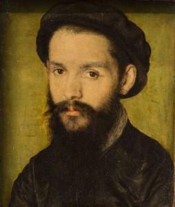 800px-Corneille_de_Lyon_-_Portrait_présumé_de_Clément_Marot_(Huile_sur_bois,_1536)
