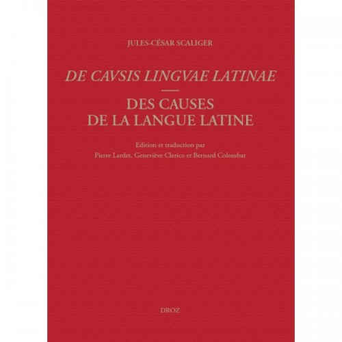 Des causes de la langue latine