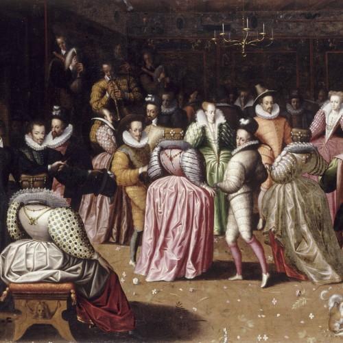 Bouquet XVI - Les très riches heures de la chorégraphie au XVIe siècle : regards croisés.