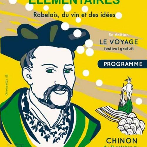 5e Festival Rabelais -
