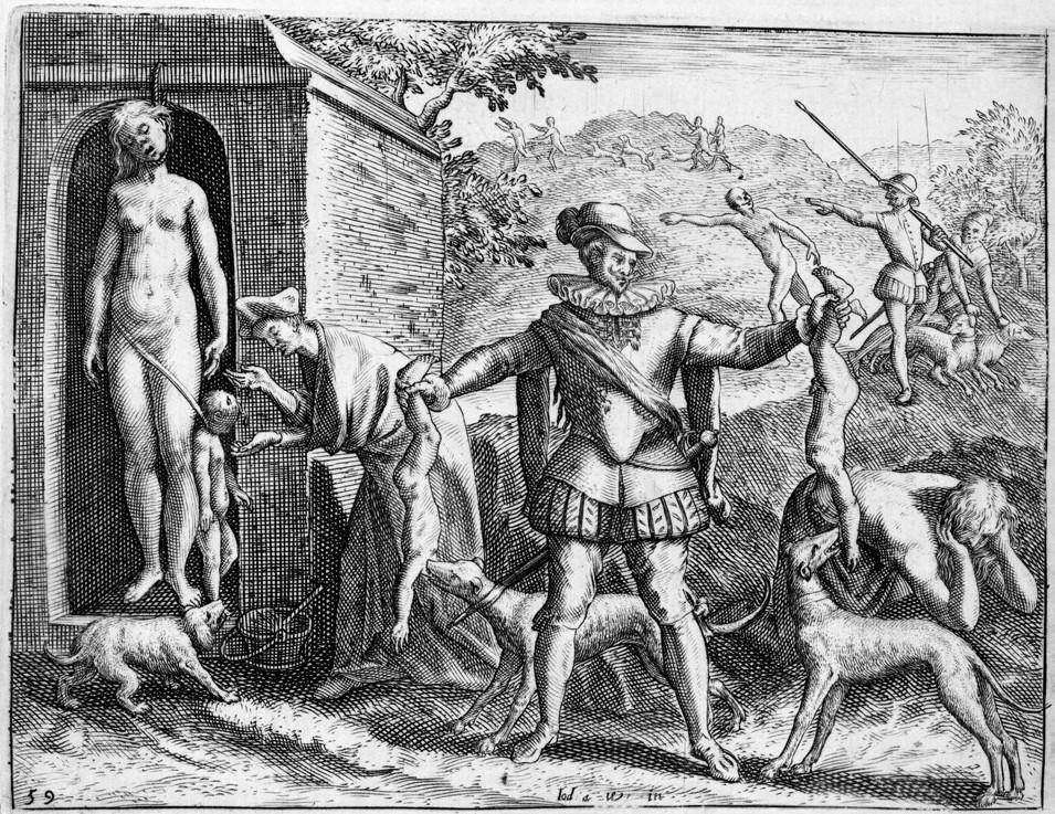 Narratio regionum Indicarum per Hispanos de Bartolomé de las Casas