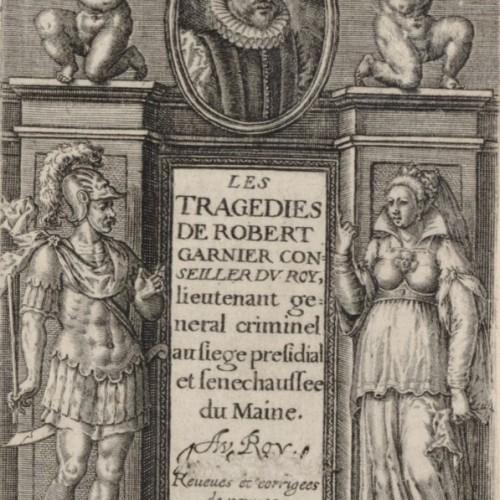 Bouquet XVII - Hippolyte et La Troade de Robert Garnier