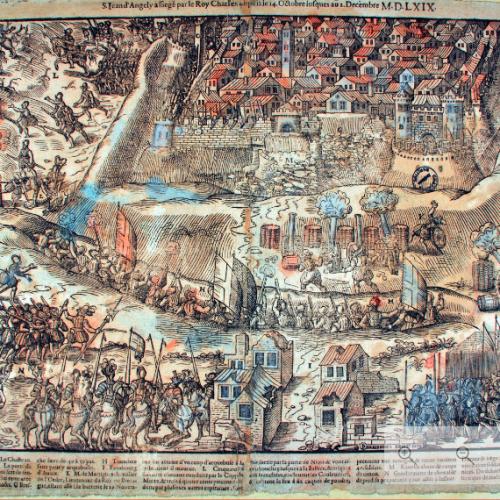 Musique et société dans les provinces de l'Ouest (Aunis, Saintonge, Poitou, Guyenne)  au cours des Guerres de religion (1562-1629)