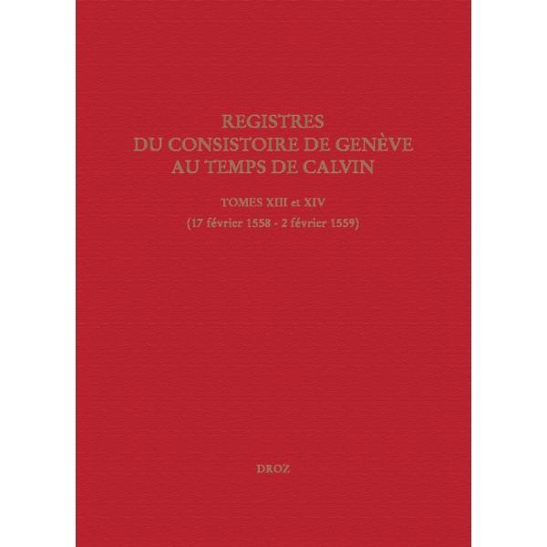 registres-du-consistoire-de-genève-au-temps-de-calvin