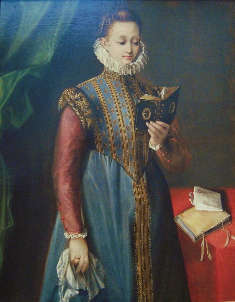 Federico Baroccio, v. 1600 Quintilia Fischieri, v. 1600, National Gallery of Art, Washington source : Wikipedia http://www.nga.gov/content/ngaweb/Collection/art-object-page.306.html