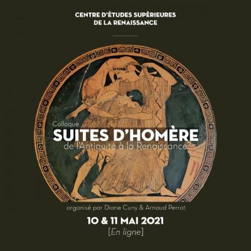 [Colloque en ligne] Suites d'Homère de l'Antiquité à la Renaissance