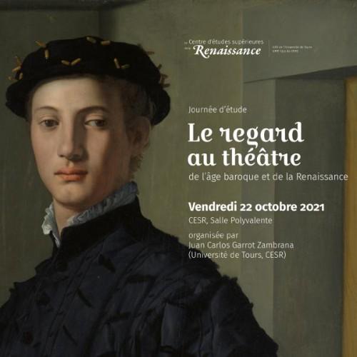 Le regard au théâtre de l'âge baroque et de la Renaissance