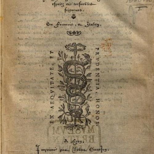 Oltralpe. La circulation des personnes, des idées et des livres entre France et Italie au XVIe siècle