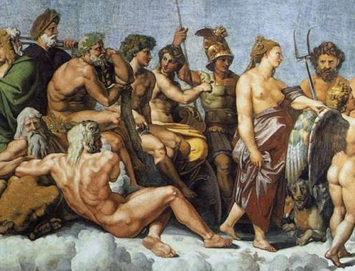 (Re)Ordering the Gods. The Mythographic Web through Times